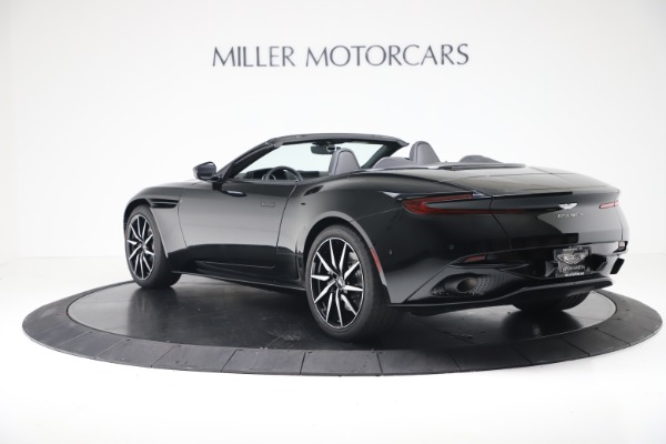 New 2020 Aston Martin DB11 Convertible for sale Sold at Bentley Greenwich in Greenwich CT 06830 5