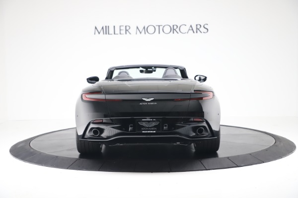 New 2020 Aston Martin DB11 Convertible for sale Sold at Bentley Greenwich in Greenwich CT 06830 6
