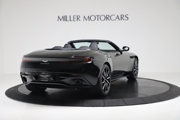New 2020 Aston Martin DB11 Convertible for sale Sold at Bentley Greenwich in Greenwich CT 06830 7