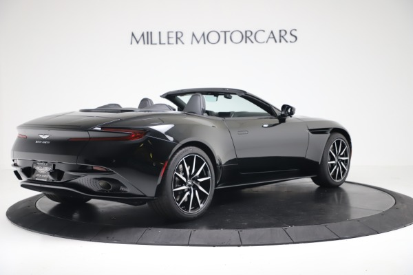 New 2020 Aston Martin DB11 Convertible for sale Sold at Bentley Greenwich in Greenwich CT 06830 8