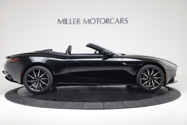 New 2020 Aston Martin DB11 Convertible for sale Sold at Bentley Greenwich in Greenwich CT 06830 9