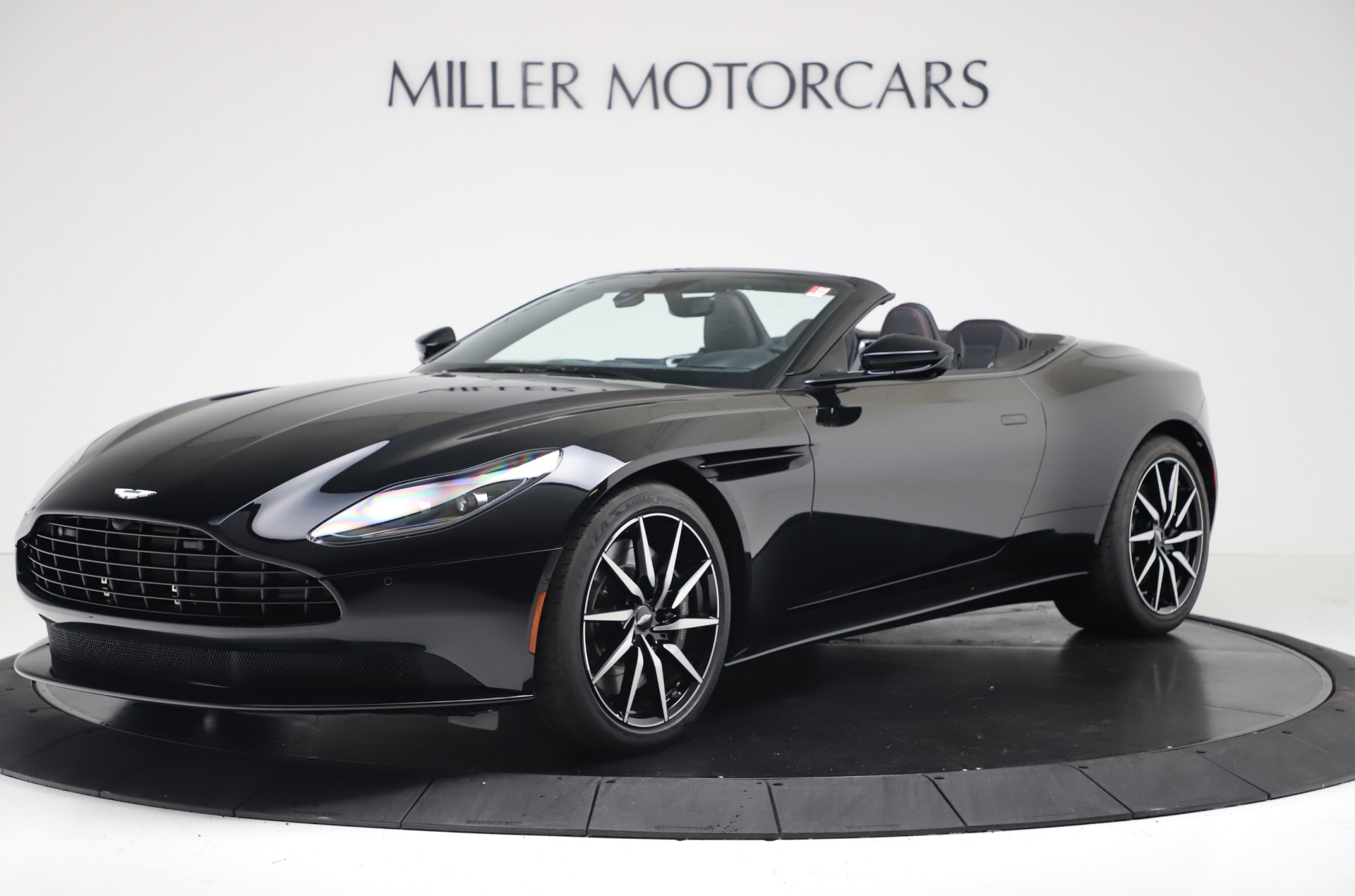 New 2020 Aston Martin DB11 Convertible for sale Sold at Bentley Greenwich in Greenwich CT 06830 1