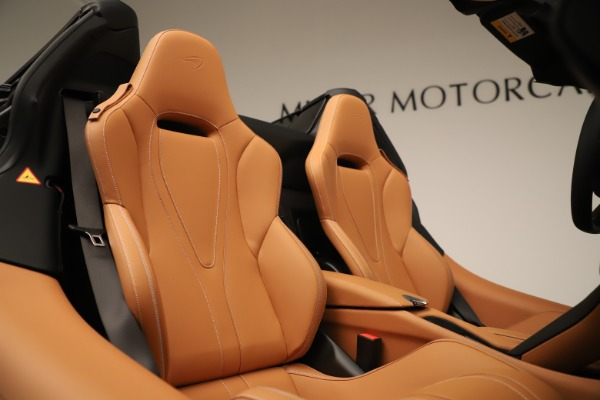 Used 2020 McLaren 720S Spider for sale $334,900 at Bentley Greenwich in Greenwich CT 06830 13