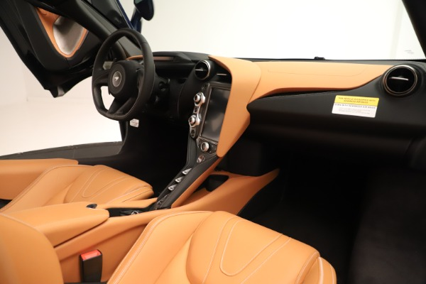 New 2020 McLaren 720S Spider Convertible for sale $372,250 at Bentley Greenwich in Greenwich CT 06830 15