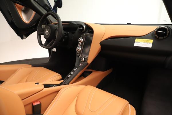 New 2020 McLaren 720S Spider for sale $372,250 at Bentley Greenwich in Greenwich CT 06830 15