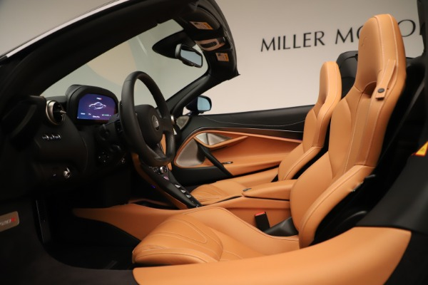 New 2020 McLaren 720S Spider Convertible for sale $372,250 at Bentley Greenwich in Greenwich CT 06830 17