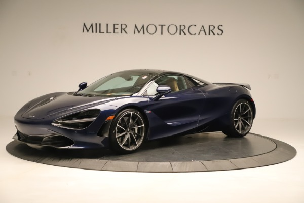 New 2020 McLaren 720S Spider Convertible for sale $372,250 at Bentley Greenwich in Greenwich CT 06830 18