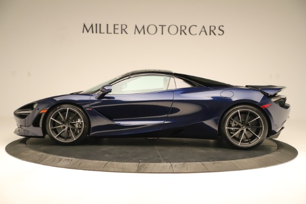 New 2020 McLaren 720S Spider Convertible for sale $372,250 at Bentley Greenwich in Greenwich CT 06830 19