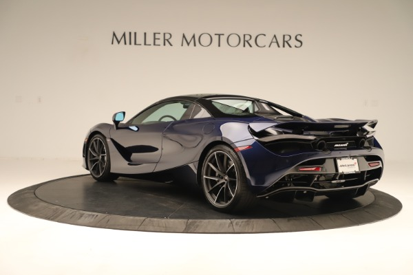 New 2020 McLaren 720S Spider Convertible for sale $372,250 at Bentley Greenwich in Greenwich CT 06830 20