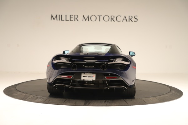 New 2020 McLaren 720S Spider Convertible for sale $372,250 at Bentley Greenwich in Greenwich CT 06830 21