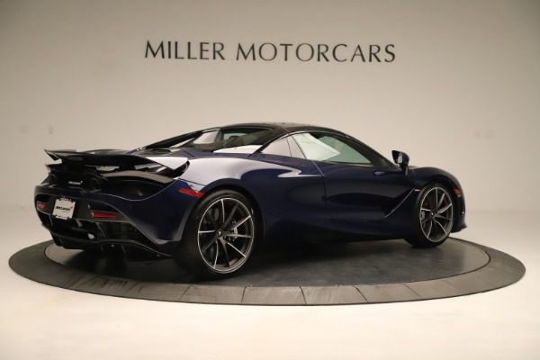 New 2020 McLaren 720S Spider Convertible for sale $372,250 at Bentley Greenwich in Greenwich CT 06830 22