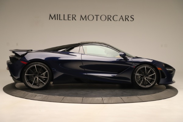 New 2020 McLaren 720S Spider Convertible for sale $372,250 at Bentley Greenwich in Greenwich CT 06830 23