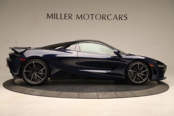 New 2020 McLaren 720S Spider for sale $372,250 at Bentley Greenwich in Greenwich CT 06830 23