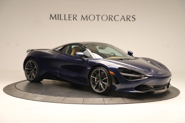 New 2020 McLaren 720S Spider Convertible for sale $372,250 at Bentley Greenwich in Greenwich CT 06830 24