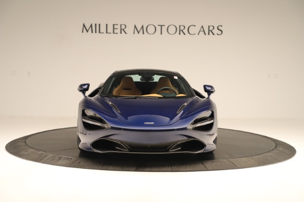 New 2020 McLaren 720S Spider Convertible for sale $372,250 at Bentley Greenwich in Greenwich CT 06830 25