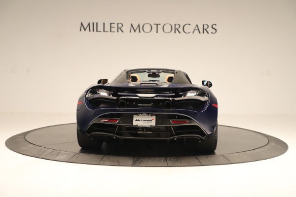 New 2020 McLaren 720S Spider Convertible for sale $372,250 at Bentley Greenwich in Greenwich CT 06830 26