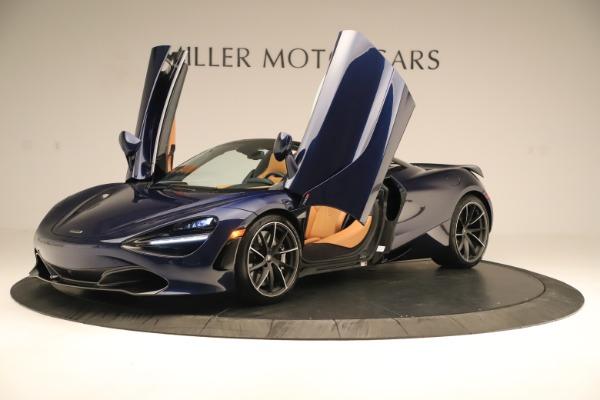 New 2020 McLaren 720S Spider for sale $372,250 at Bentley Greenwich in Greenwich CT 06830 28