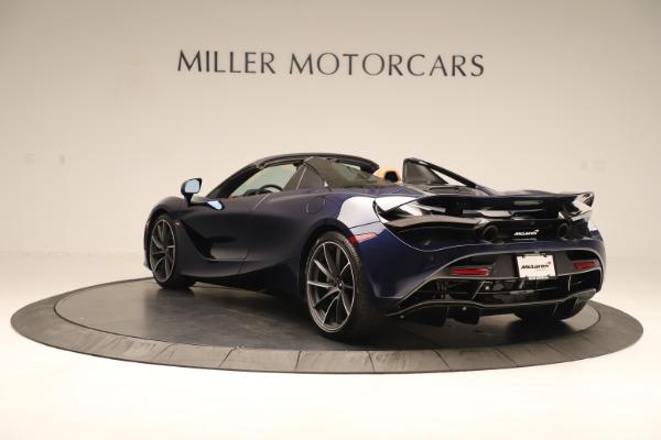 New 2020 McLaren 720S Spider for sale $372,250 at Bentley Greenwich in Greenwich CT 06830 3