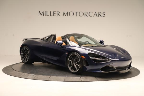 New 2020 McLaren 720S Spider for sale $372,250 at Bentley Greenwich in Greenwich CT 06830 6