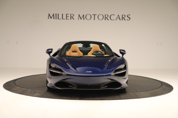 New 2020 McLaren 720S Spider Convertible for sale $372,250 at Bentley Greenwich in Greenwich CT 06830 7