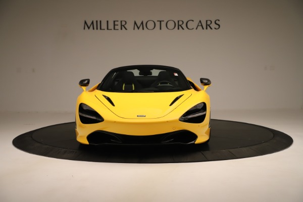 New 2020 McLaren 720S SPIDER Convertible for sale $385,690 at Bentley Greenwich in Greenwich CT 06830 10