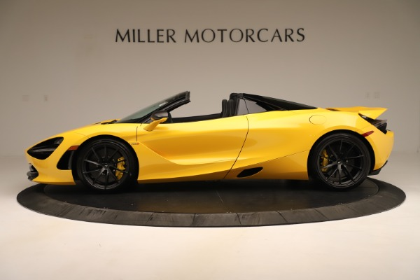 New 2020 McLaren 720S SPIDER Convertible for sale $385,690 at Bentley Greenwich in Greenwich CT 06830 11