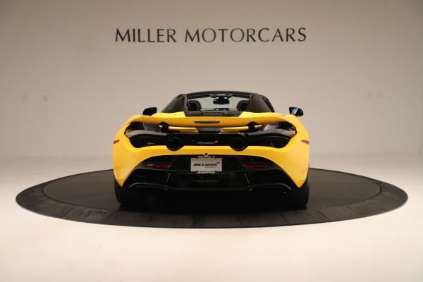 New 2020 McLaren 720S SPIDER Convertible for sale $385,690 at Bentley Greenwich in Greenwich CT 06830 13