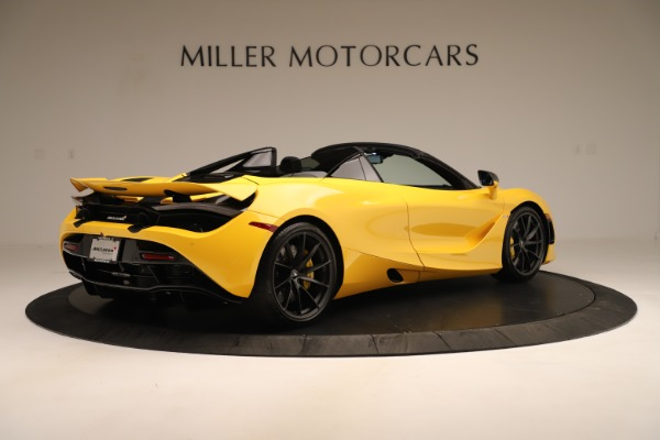 New 2020 McLaren 720S SPIDER Convertible for sale $385,690 at Bentley Greenwich in Greenwich CT 06830 14