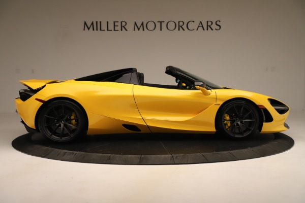 New 2020 McLaren 720S SPIDER Convertible for sale $385,690 at Bentley Greenwich in Greenwich CT 06830 15