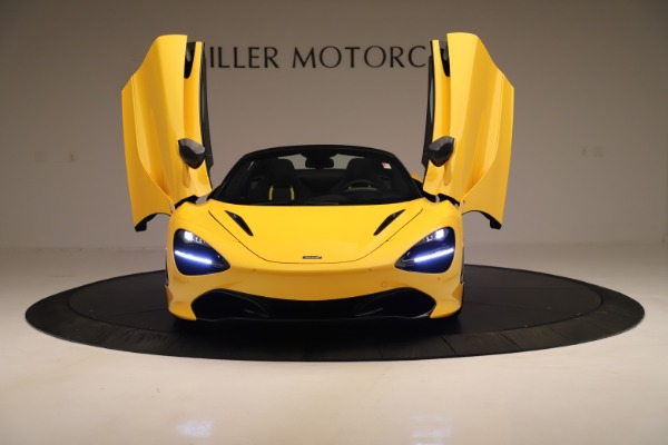 New 2020 McLaren 720S SPIDER Convertible for sale $385,690 at Bentley Greenwich in Greenwich CT 06830 17