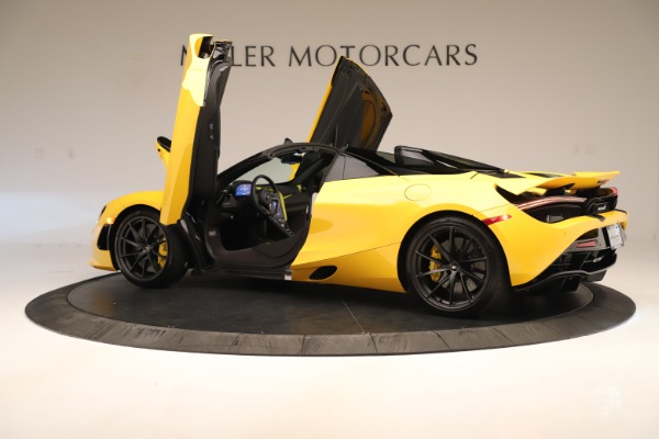 New 2020 McLaren 720S SPIDER Convertible for sale $385,690 at Bentley Greenwich in Greenwich CT 06830 19