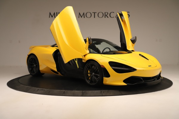 New 2020 McLaren 720S SPIDER Convertible for sale $385,690 at Bentley Greenwich in Greenwich CT 06830 22
