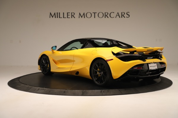 New 2020 McLaren 720S SPIDER Convertible for sale $385,690 at Bentley Greenwich in Greenwich CT 06830 4