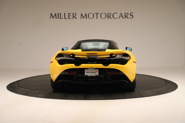 New 2020 McLaren 720S SPIDER Convertible for sale $385,690 at Bentley Greenwich in Greenwich CT 06830 5