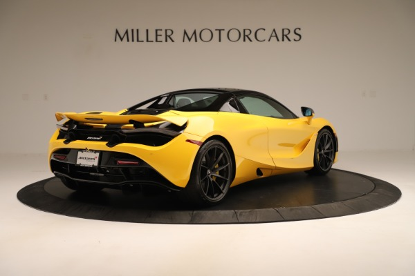 New 2020 McLaren 720S SPIDER Convertible for sale $385,690 at Bentley Greenwich in Greenwich CT 06830 6