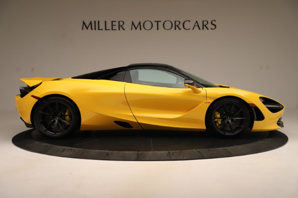 New 2020 McLaren 720S SPIDER Convertible for sale $385,690 at Bentley Greenwich in Greenwich CT 06830 7