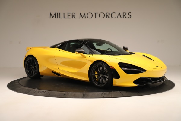 New 2020 McLaren 720S SPIDER Convertible for sale $385,690 at Bentley Greenwich in Greenwich CT 06830 8