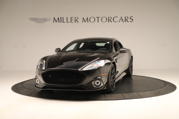Used 2019 Aston Martin Rapide V12 AMR for sale Sold at Bentley Greenwich in Greenwich CT 06830 12