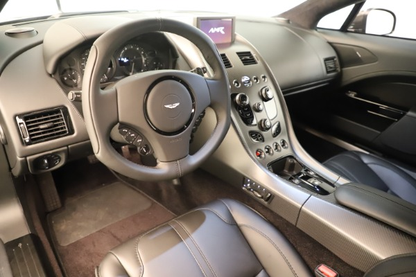 New 2019 Aston Martin Rapide V12 AMR for sale Sold at Bentley Greenwich in Greenwich CT 06830 13