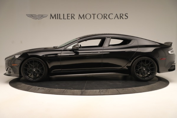 New 2019 Aston Martin Rapide V12 AMR for sale Sold at Bentley Greenwich in Greenwich CT 06830 2