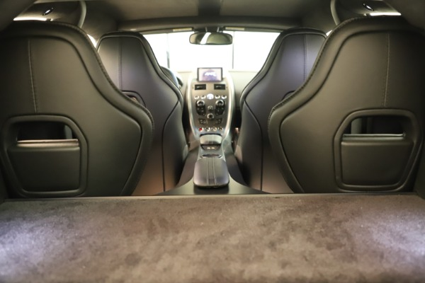 New 2019 Aston Martin Rapide V12 AMR for sale Sold at Bentley Greenwich in Greenwich CT 06830 21
