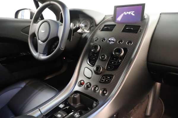 New 2019 Aston Martin Rapide V12 AMR for sale Sold at Bentley Greenwich in Greenwich CT 06830 23