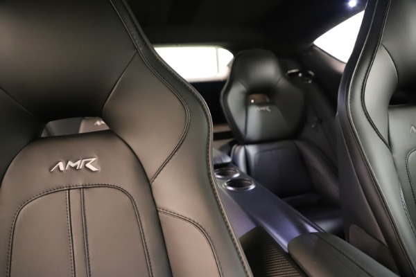 New 2019 Aston Martin Rapide V12 AMR for sale Sold at Bentley Greenwich in Greenwich CT 06830 25