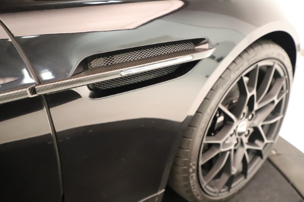 New 2019 Aston Martin Rapide V12 AMR for sale Sold at Bentley Greenwich in Greenwich CT 06830 27