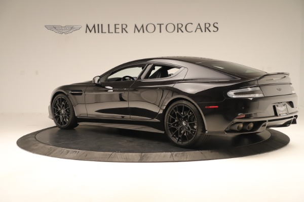 New 2019 Aston Martin Rapide V12 AMR for sale Sold at Bentley Greenwich in Greenwich CT 06830 3