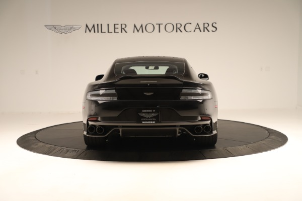 New 2019 Aston Martin Rapide V12 AMR for sale Sold at Bentley Greenwich in Greenwich CT 06830 5