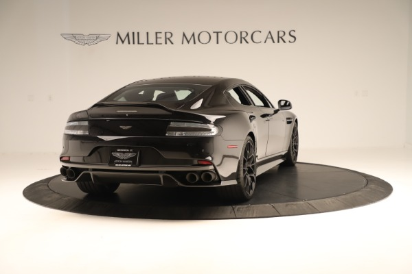 New 2019 Aston Martin Rapide V12 AMR for sale Sold at Bentley Greenwich in Greenwich CT 06830 6
