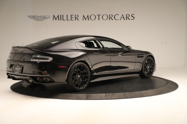 New 2019 Aston Martin Rapide V12 AMR for sale Sold at Bentley Greenwich in Greenwich CT 06830 7
