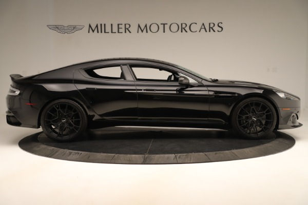 New 2019 Aston Martin Rapide V12 AMR for sale Sold at Bentley Greenwich in Greenwich CT 06830 8
