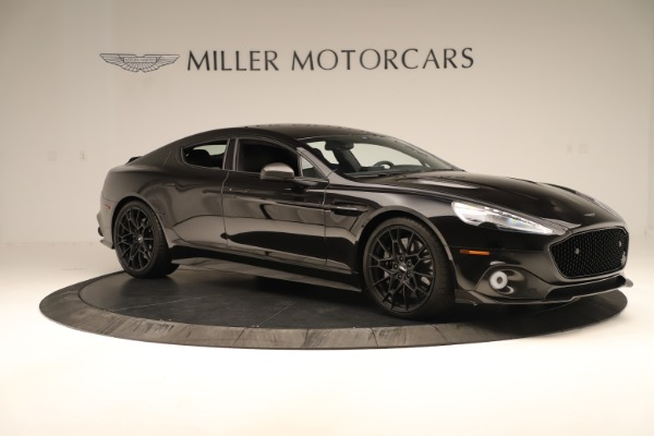 Used 2019 Aston Martin Rapide V12 AMR for sale Sold at Bentley Greenwich in Greenwich CT 06830 9